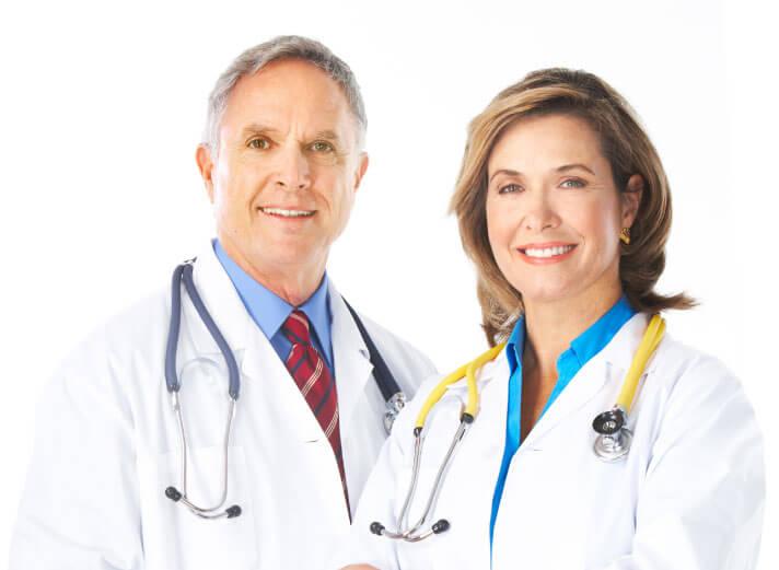 team of doctors in larnaca